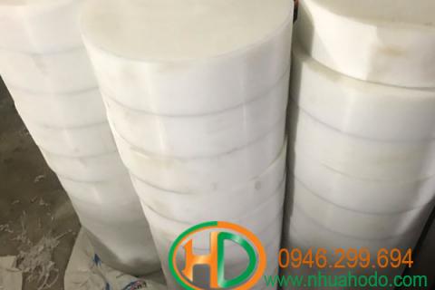 Thớt nhựa công nghiệp PP trắng cao cấp