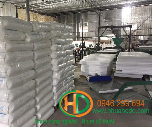 nhựa kỹ thuật pe pp 8