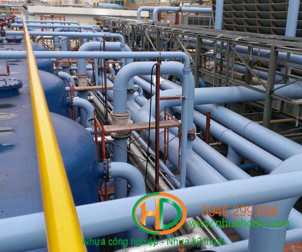 ống dẫn nhựa pvc 1