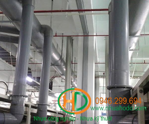 ống dẫn nhựa pvc 2