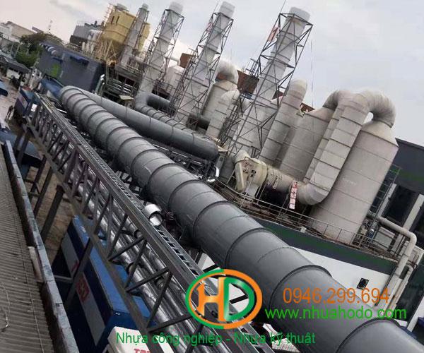 ống dẫn nhựa pvc 4