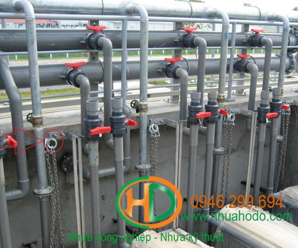 ống dẫn nhựa pvc 8