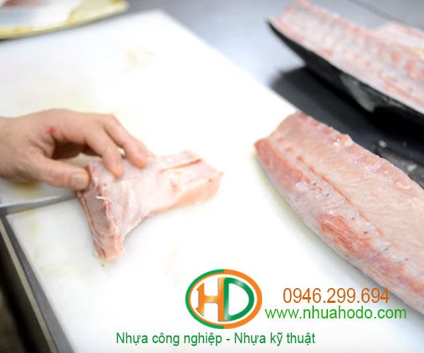 thớt nhựa chế biến hải sản 6