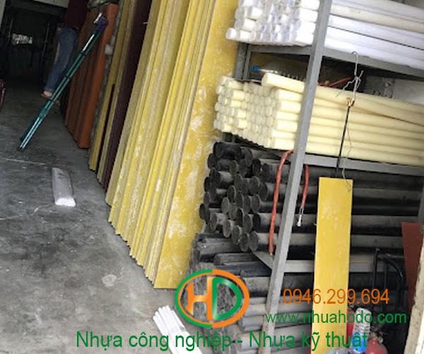 Gia công chi tiết nhựa công nghiệp